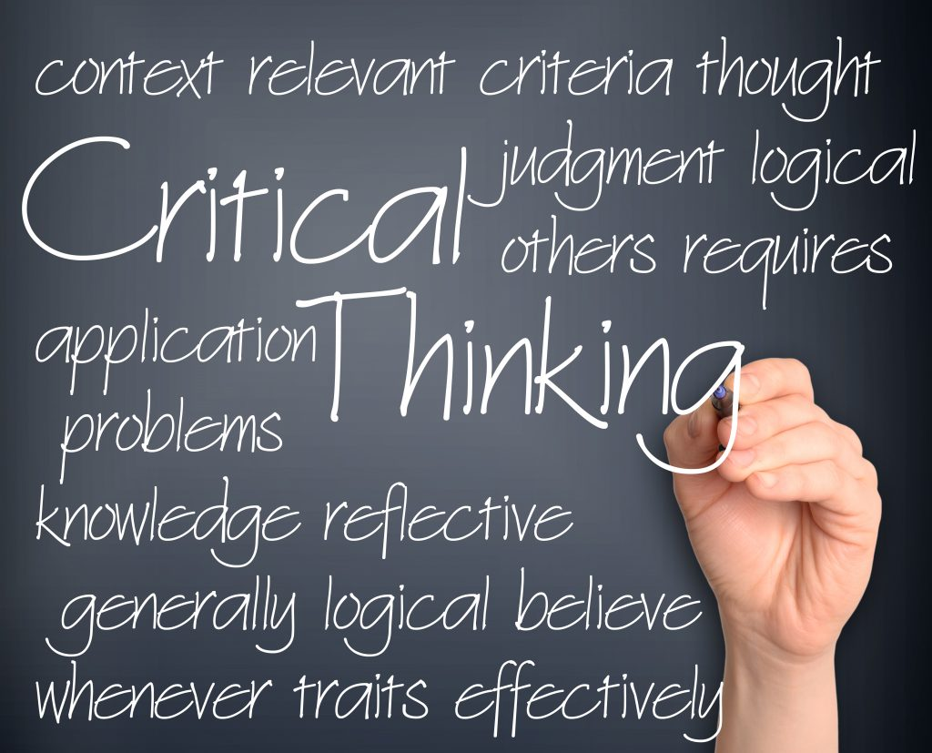 Critical Thinking is Important for Business