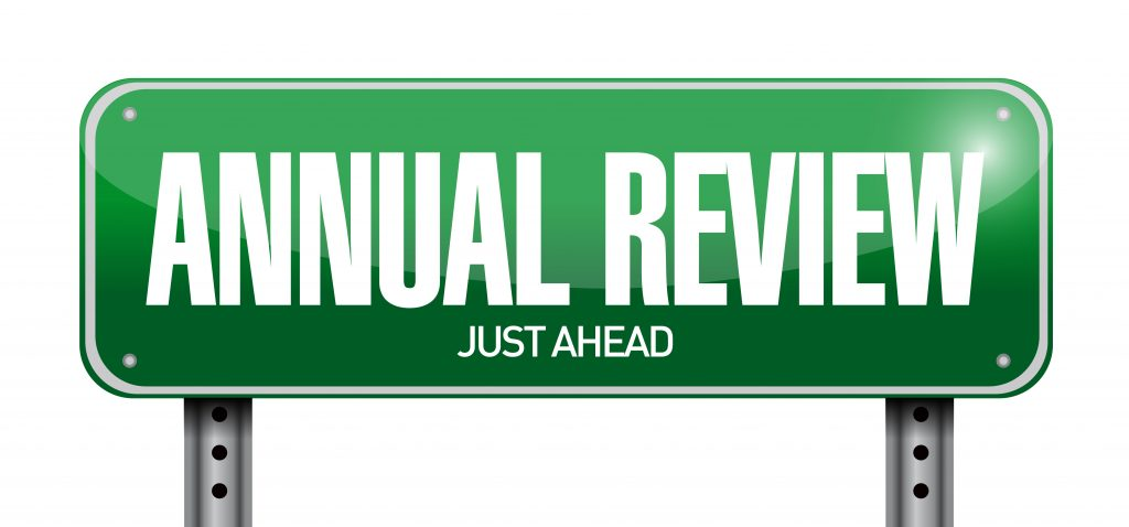 Annual Performance Reviews