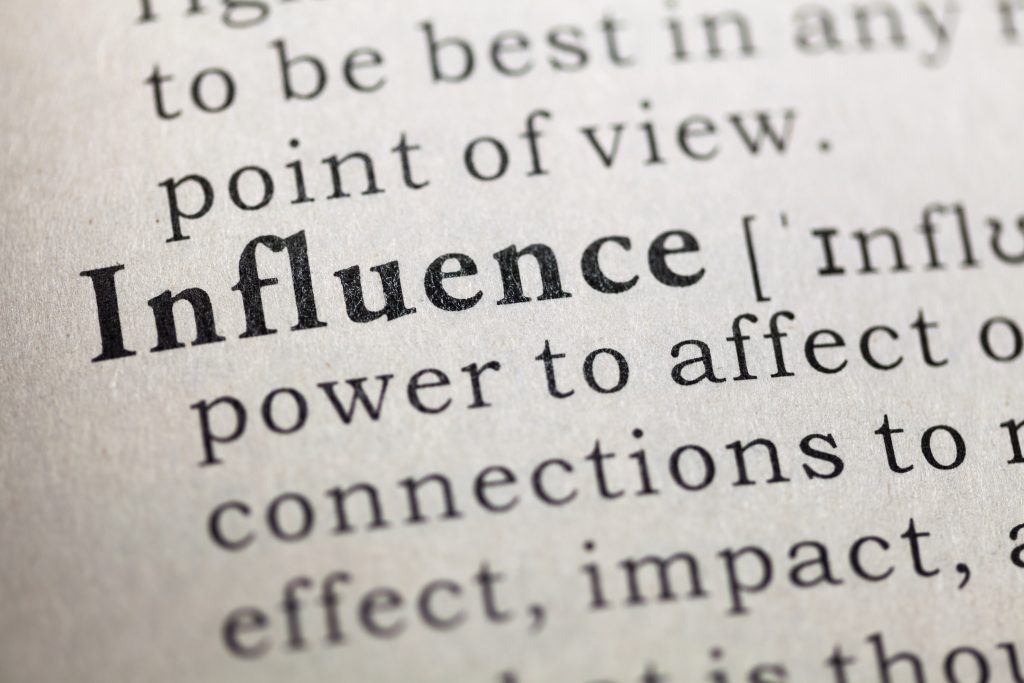 Gain Influence and Buy-in