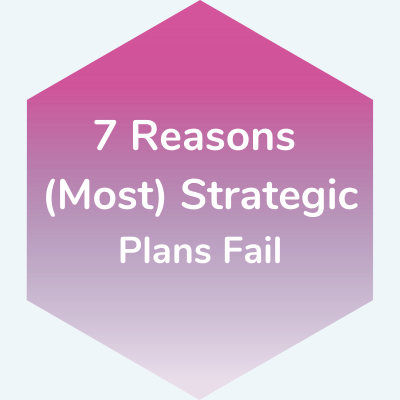 7 Reasons (Most) Strategic Plans Fail (2)