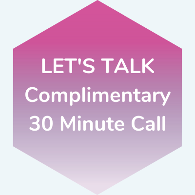 Let's Talk Complimentary 30 Minute Call